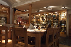 Low light - Arkle Manor restaurant