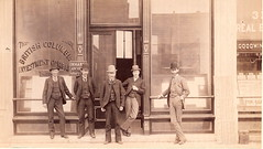 Charles Hay, Manager of B.C. Investment Company Limited (David in Delta) Tags: vancouver hay 1890 businessmen