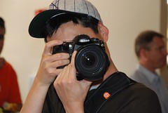 (jspepper) Tags: nikon mountainview metaphotography baseballcap linkedin newyorkgiants terrychay booq nikond200 lunch20 upcoming:event=184799
