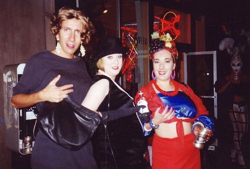 Halloween with Karen and Julie