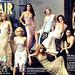 March 2004 左起:Jennifer Connelly, Gwyneth Paltrow, Julianne Moore, Salma Hayek, Jennifer Aniston, Diane Lane, Naomi Watts, Kirsten Dunst, Lucy Liu, Hilary Swank, Alison Lohman, Scarlett Johansson