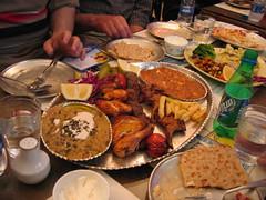 Day One: traditional restaurant (Tehran) (birdfarm) Tags: food lunch restaurant iran tehran ایران تهران persianfood iranianfood جمهوریاسلامیايران
