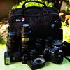 Latest Family Portrait (kktp_) Tags: camera bag lens nikon nikkor thinktank equipments urbandisguise50