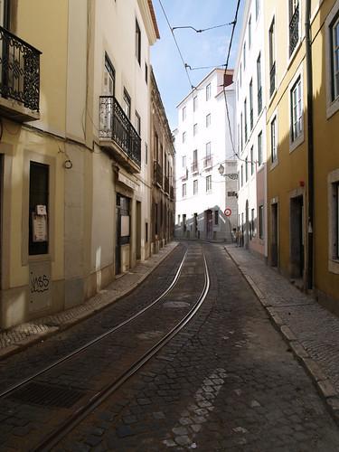 Lisboa - R. das Escolas Gerais