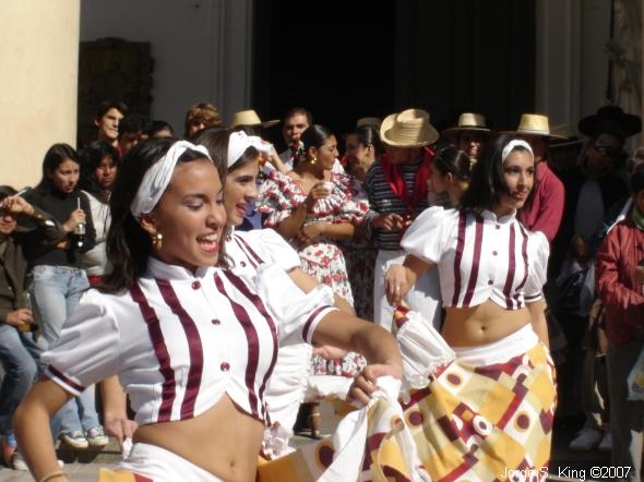 Baile Peruano