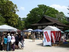 2007.5.27 上賀茂神社2 手作り市1