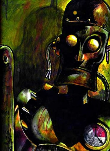 """Robot • <a style=""""font-size:0.8em;"""" href=""""http://www.flickr.com/photos/8565265@N03/520393431/"""" target=""""_blank"""">View on Flickr</a>"""
