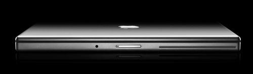 Bonita foto de estudio de un MacBook Pro, no mirar mucho que se rompe.