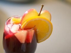 Cocktail: Alpana's Favorite Sangria