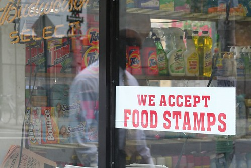 We Accept Food Stamps by Man-san