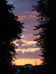 Sunset 2004_0813 (Cindy シンデイー) Tags: sunset sky landscape mo missouri