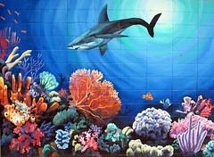 More pool art by Cara '04