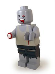 LEGO Zombie 1