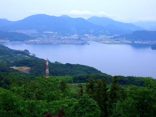 Nagasaki Omura Bay