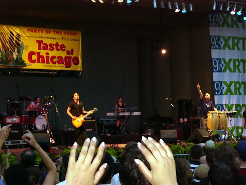 Moby @ Taste of Chicago (0)