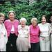 Bernadette Finucane Sibon, Rita Young Ahearn, Sister Mary Ellen Bernard, Ethel Healy Massey, Anne Mahar Hussey, Mary Ann MacNicol Nagel