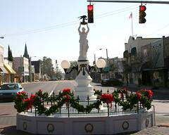 Boll Weevil Monument, Enterprise, Alabama (Deep Fried Kudzu) Tags: bollweevil monument enterprise alabama