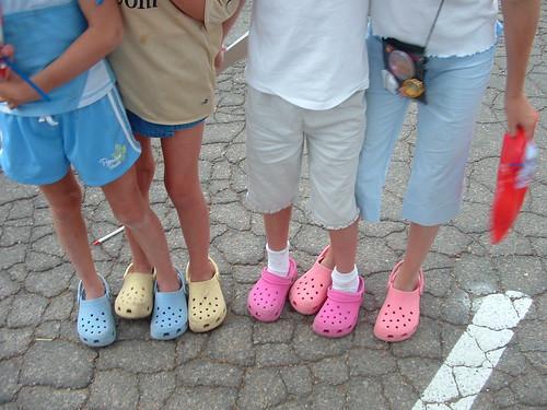 Crocs Altamente Y Chinas Peligroso Infantil Sandalias Calzado qw4ASS
