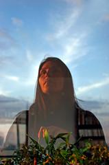 reflections ( Tatiana Cardeal) Tags: 2005 portrait me digital tatianacardeal