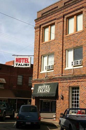 Hotel Talisi, Tallassee, AL