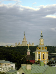 University and Church