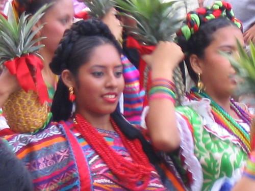 Guelaquetza Festival Oaxaca Mexico