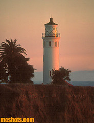 PointVicenteLighthouse (mcshots) Tags: california losangeles usa beach coast lighthouse sunset ocean sea water palms mcshots