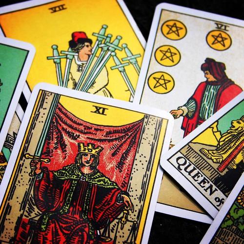 Lịch sử của bộ bài bói Tarot