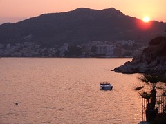 Sunset over Tolo, Greece (ARKNTINA) Tags: sunset geotagged europe hellas greece tolo geo:tool=gmif geo:lat=37527426 geo:lon=22873535 random6 gr04