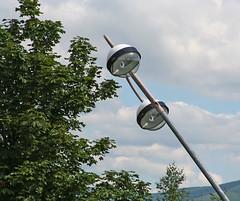 street lamps (Leo Reynolds) Tags: holiday canon eos 350d iso100 scotland streetlamp 135mm f9 batteredpole 0003sec 0ev hpexif groupstreetlamps leol30random xcheckratiox xleol30x xxx2005xxx