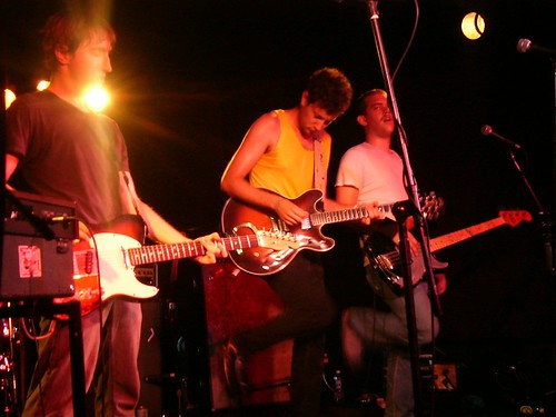 07-09-05 Constantines @ Southpaw