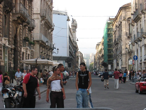 Cultural route in Sicily