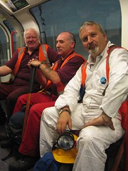 Tube Maintenance Workers