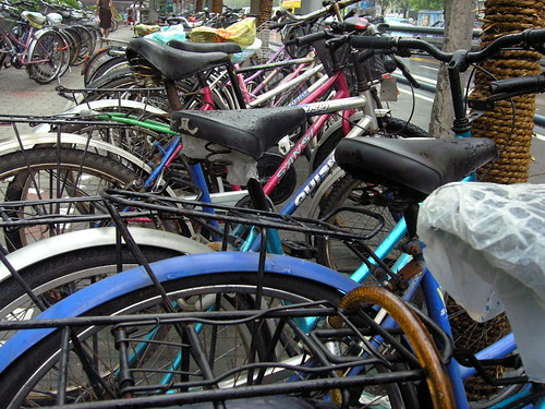 Shanghai Huangpi Road Bicycles 3