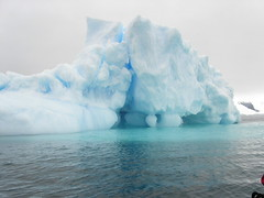 Iceberg (tim ellis) Tags: holiday cold antarctica photofriday iceberg hc11071 hc1107 bigpicture2008