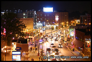 Fedex Forum and Beale Street - Memphis, TN