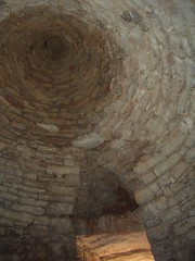 Inside the Tiryns Tholos Tomb (ARKNTINA) Tags: archaeology ruins europe tomb hellas greece tholos tiryns random6 gr04