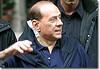 Berlusconi con il cerotto (Pattinando) Tags: cerotto photoshop work berlusconi