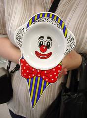 Clown Dish
