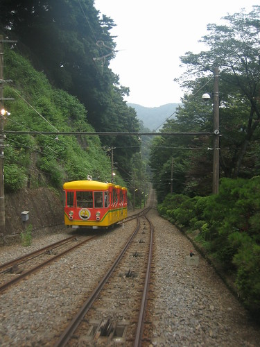 Takao-san Cable Car