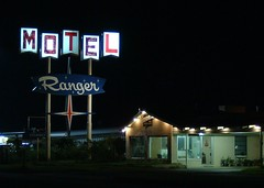 Ranger Motel - by Jason B.