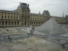 La Pyramide (trayser) Tags: paris museum geotagged louvre musee geo:lat=488611 geo:lon=23357