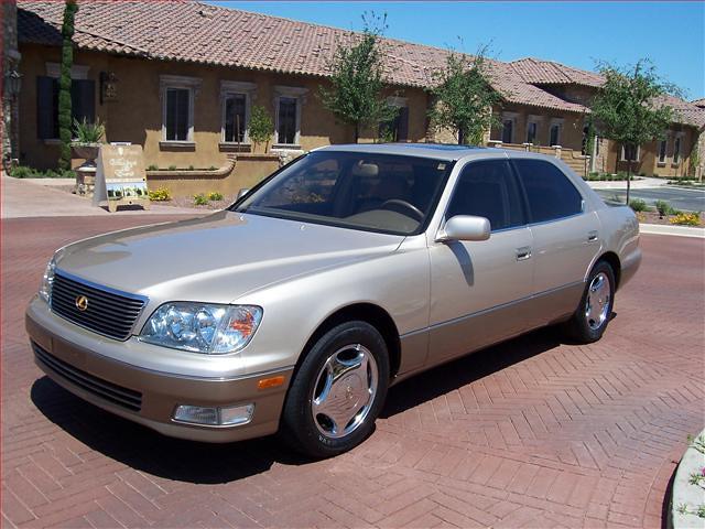 '98 Lexus LS400