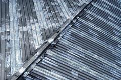Cheap Work (Pulpolux !!!) Tags: roof leaks rain cheap ugly bad warehous