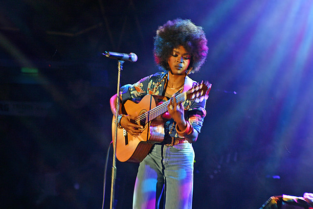 Lauryn Hill spiller konsert i Oslo Spektrum