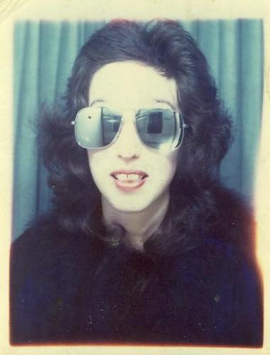 Tina, my best friend in 4th grade in 1982