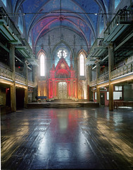 Angel Orensanz Center by orensanz, on Flickr