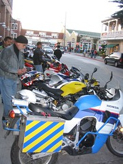Bikes at Cannery Row (Mozul) Tags: monterey motorcycle motogp canneryrow