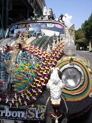 Pimp my VW Bug (Hoffmann) Tags: neworleans louisiana bourbonstreet nola frenchquarter vw beetle vwbeetle bigeasy pimpmyride vwbug trip vacation la new orleans sonyw1 w1 cybershot sonycybershot trinkets topv111