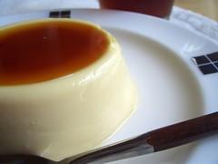 pudding / プリン
